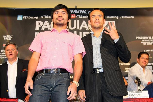 Manny Pacquiao Won't Have Trouble Defeating Juan Manuel Marquez in 4th Bout