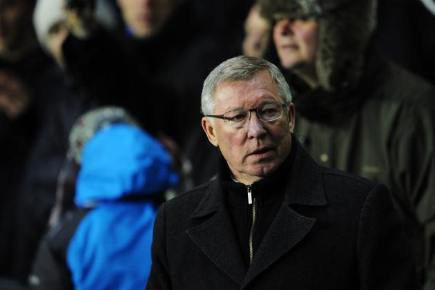 Central Midfield Options for Sir Alex Ferguson and Manchester United