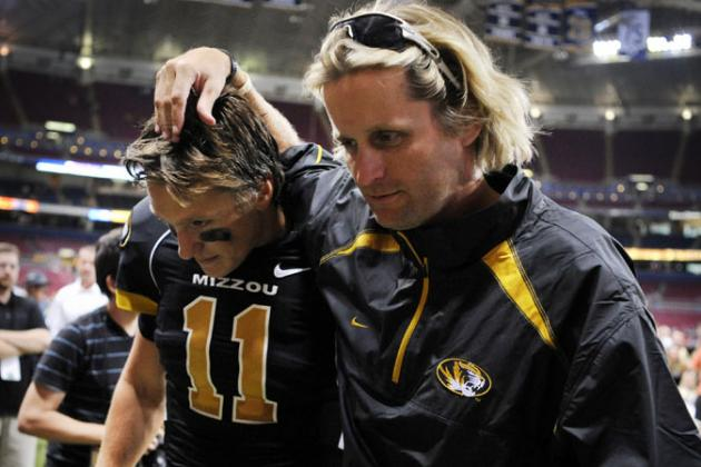 Missouri OC David Yost Steps Down for 'Personal Reasons'