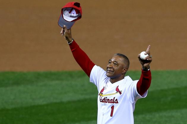 Ozzie Smith Auctioned off His Gold Gloves for $519,203