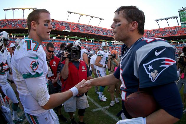 Fins Miss Chance to Beat Tom Brady When He Is Less Than Sensational