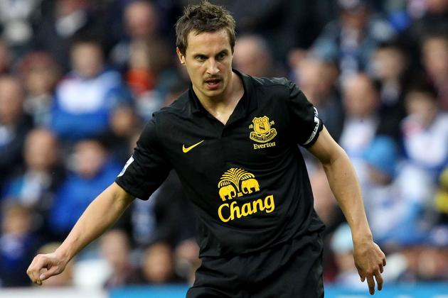 Jagielka: Top Four Still in Everton's Sights
