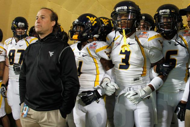 WVU to Face Syracuse in Pinstripe Bowl