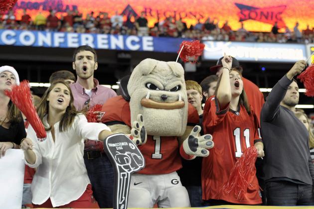 Georgia Fans Unite in Support of Football Team, Despite Loss