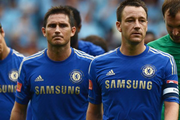John Terry and Frank Lampard on Way Back for Blues