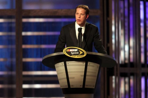 Brad Keselowski Vows to Lead During Reign as Sprint Cup Champion
