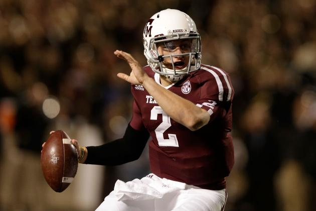Johnny Manziel: Texas A&M Star Is Clear Choice for 2012 Heisman Trophy
