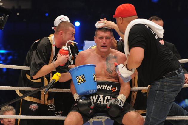 Wladimir Klitschko Opponent Mariusz Wach Reportedly Tests Positive for Steroids
