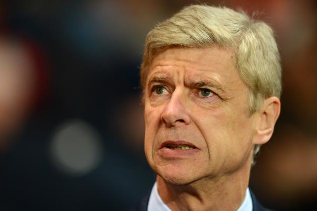 Arsene to Blame as Wenger Watches Gunners Go Down in Flames