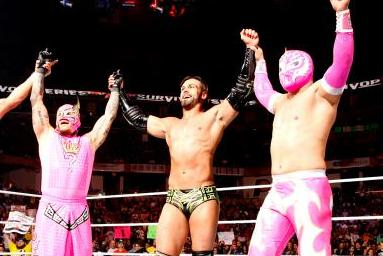 WWE TLC 2012: A Perfect Time for Sin Cara and Rey Mysterio to Win Tag Titles