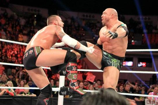 WWE: Why Ryback Will Lose at TLC Against CM Punk