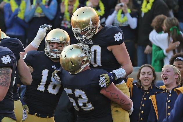 Notre Dame vs. the SEC