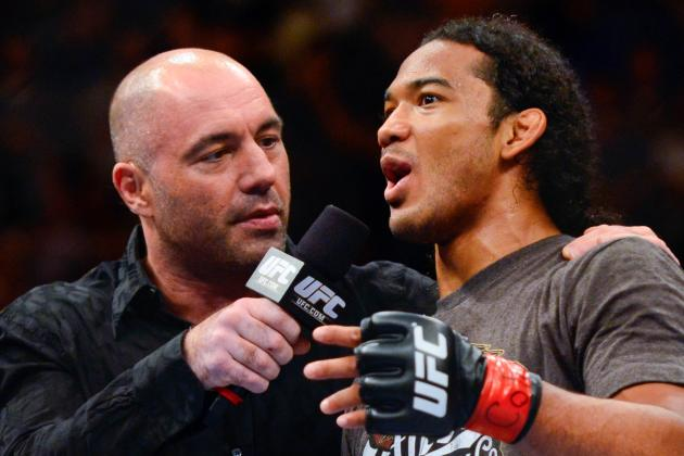 UFC on Fox 5 Results: Benson Henderson Defeats Nate Diaz