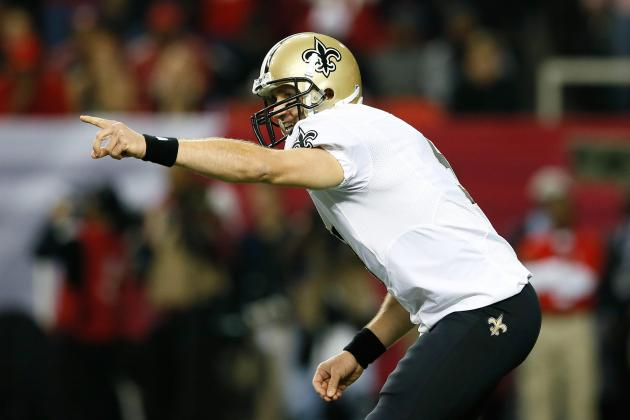 Drew Brees on Ballot for U.S. Sports Academy's Athlete of the Year