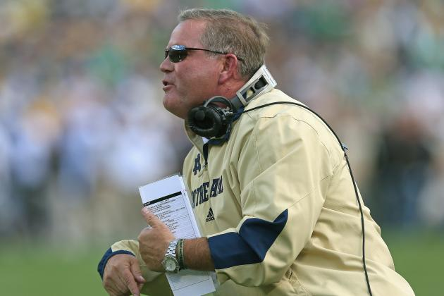 Notre Dame Football: Year of Irish Will Carry Over to 2013