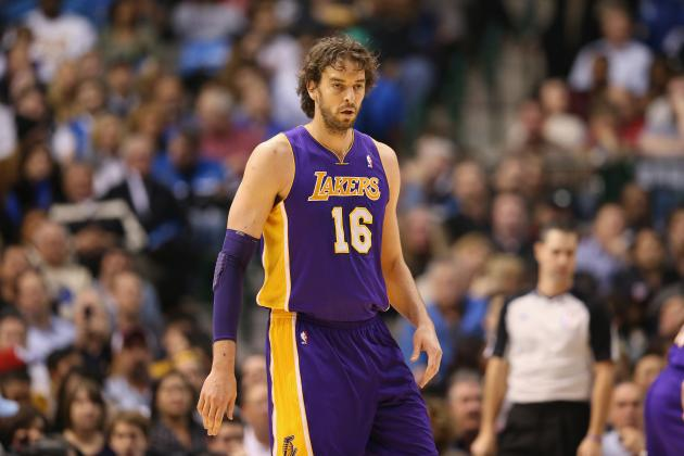Pau Gasol Has Officially Become NBA's Most Overpaid Superstar