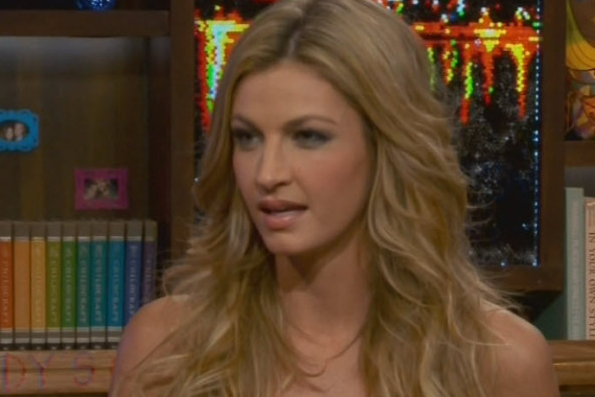 Erin Andrews Gets Angry