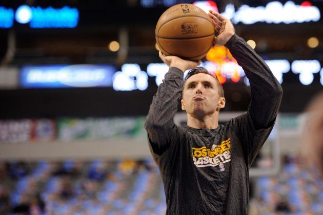 Debate: Will Steve Nash's Return Fix the Lakers' Problems?