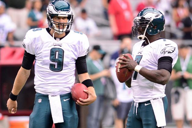 Philadelphia Eagles: Michael Vick Benched by Andy Reid for Remainder of Season