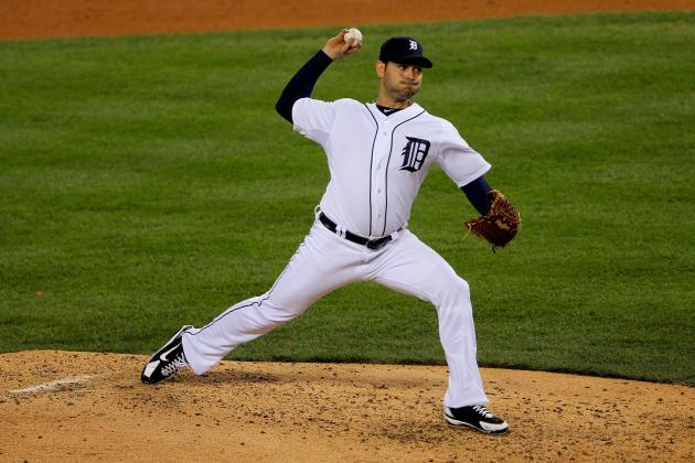 Angels Looking at Free Agent Pitchers Anibal Sanchez, Kyle Lohse