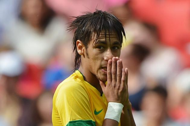 Neymar Has 'no Intention' of Moving