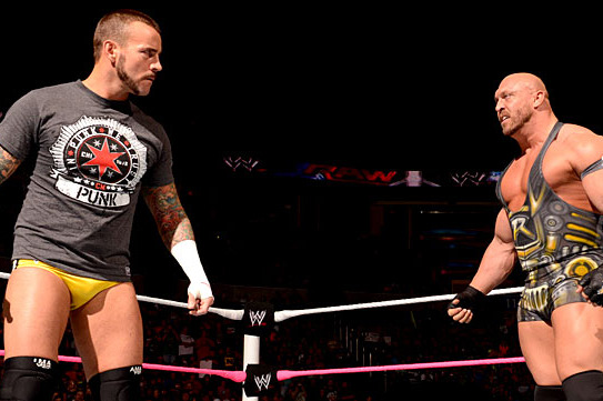 WWE TLC 2012: Why the TLC Stipulation Gives CM Punk the Advantage over Ryback