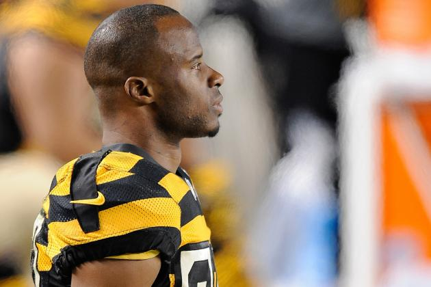 What Does Ike Taylor's Injury Mean for Steelers' Playoff Hopes?