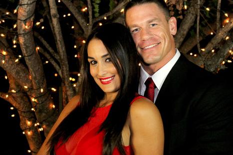 John Cena's 'Diva' Date