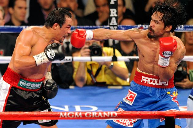 Pacquiao vs. Marquez Results: Dinamita Defeats Pac-Man Via Knockout