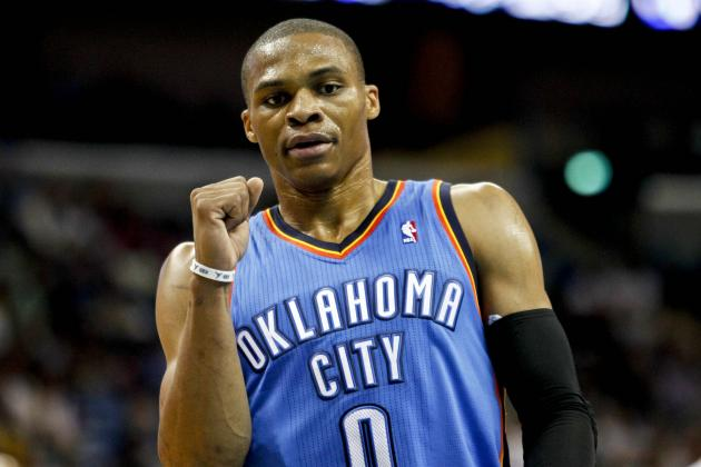 Russell Westbrook's Versatility Proves He's at Top of Young PG Class