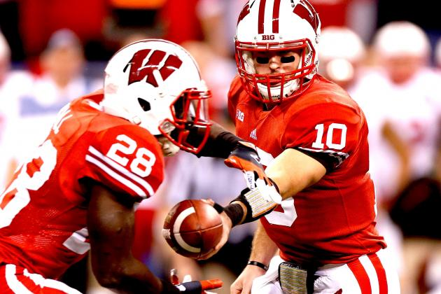 Rose Bowl 2013: Running Game Gives 5-Loss Wisconsin Chance vs. Stanford