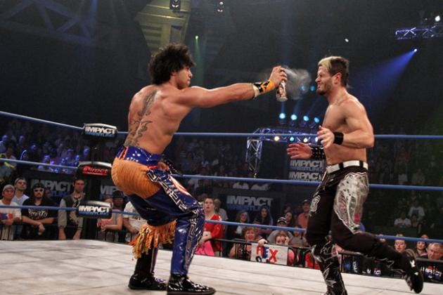 Should Impact Wrestling Challenge WWE Again on Monday Night?
