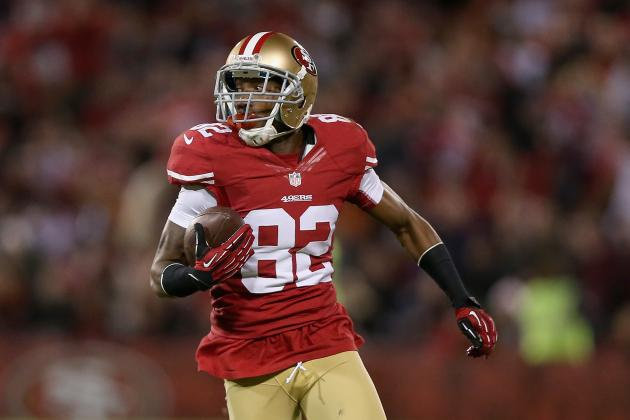 Manningham's Shoulder Injury Tests 49ers' Depth