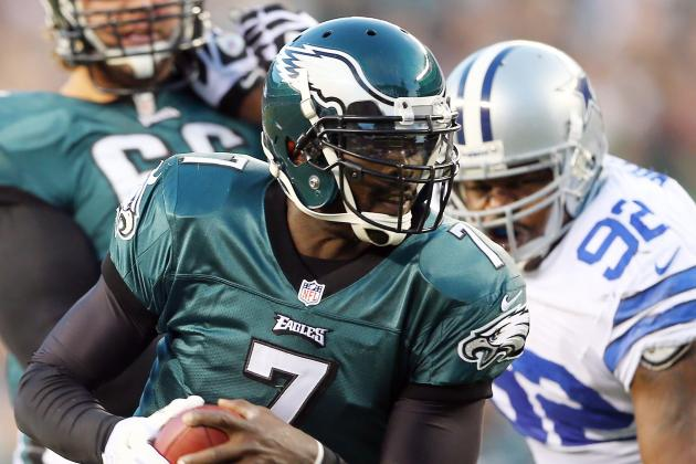 Michael Vick Benched by Eagles, Andy Reid Next to Go in Philadelphia?