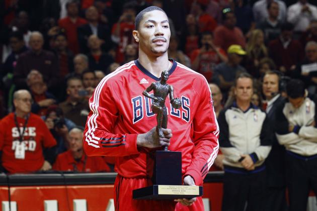 Is Chicago Bulls' Derrick Rose Validating His MVP by Not Even Playing?