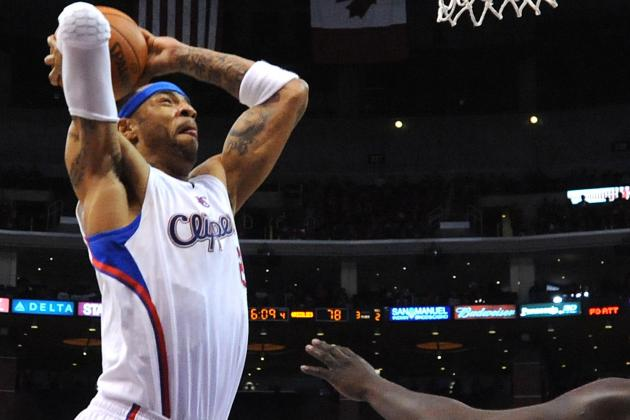 Celtics 'Wary' of Bringing in Kenyon Martin to Fill Team's Roster Spot