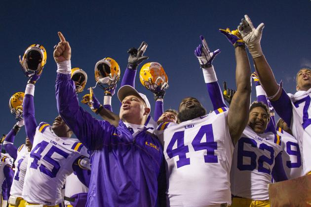 Rabalais: LSU Tigers Get No Respect in Bowl Process
