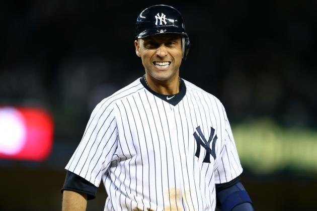 Jeter's Recovery from Broken Ankle Going Well