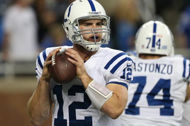 Andrew Luck: Colts QB Will Not Be Denied Offensive Rookie of the Year Award