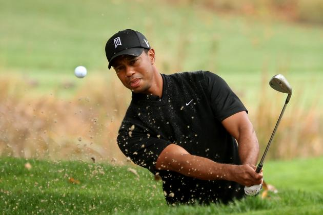 Tiger Woods Taking Six-Week Break