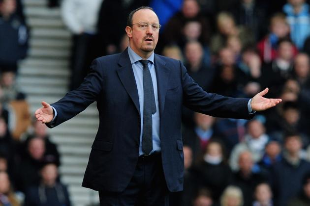 Chelsea Champions League D-Day: Rafael Benitez Needs Win over Nordsjaelland