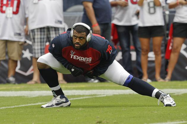 Injuries Force Texans into Unusual Moves