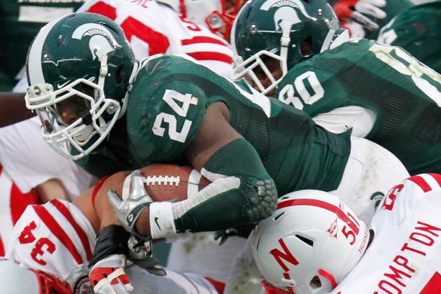 Football Season Award Winners for Michigan State
