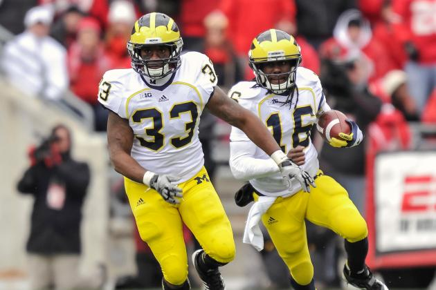 FB Stephen Hopkins Leaves Michigan Football Team