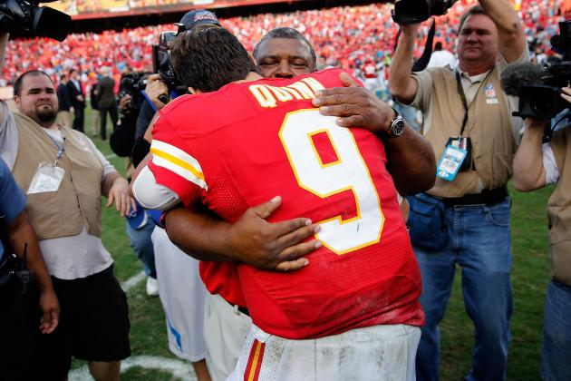 Jovan Belcher Tragedy Still Dazing Kansas City Chiefs, QB Says
