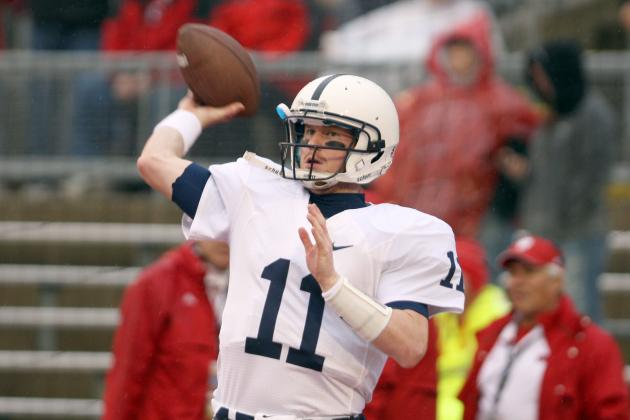 PSU's McGloin Wins Burlsworth Trophy