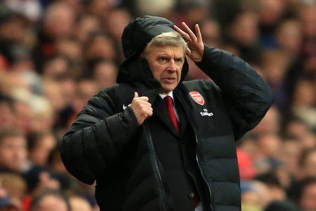 Arsenal's Arsene Wenger: I Wouldn't Swap Places with Man City