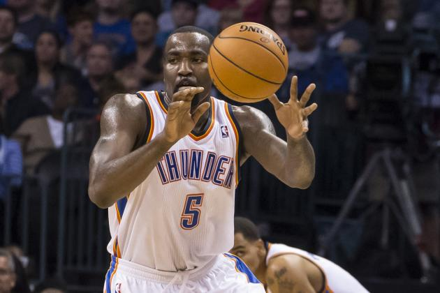 Kendrick Perkins Tells Critics 'check My Winning Percentage'
