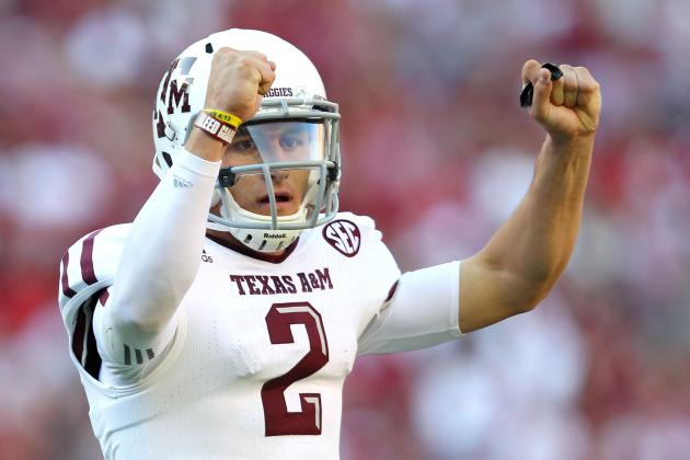 Heisman Finalists 2012: Odds for Top Contenders to Win Illustrious Honor