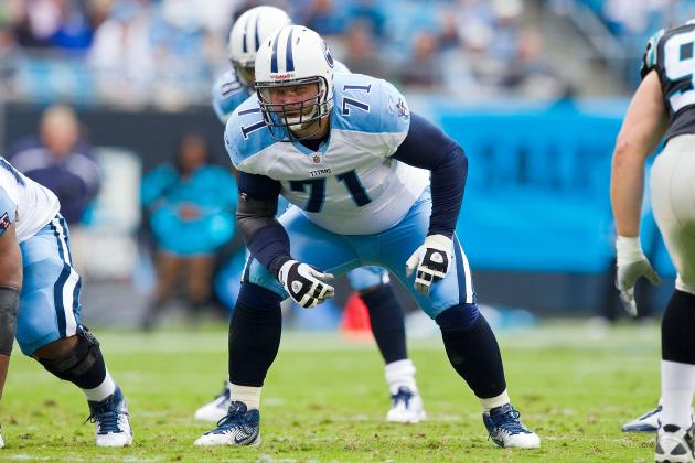 Offensive Line Injuries Pile Up for Titans
